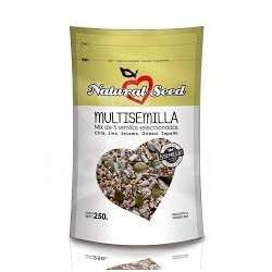 MIX MULTISEMILLAS X 250 GR. NATURAL SEED