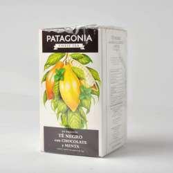 TE NEGRO C/ CHOCOLATE Y MENTA ESPECIAL PATAGONIA DROGUERIA ARGENTINA