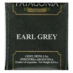 TE EARL GREY X 20 SAQ. PATAGONIA DROGUERIA ARGENTINA