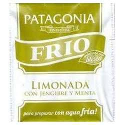 TE FRIO LIMONADA, JENGIBRE Y MENTA C/ STEVIA PATAGONIA DROGUERIA ARGENTINA