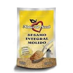 SESAMO INTEGRAL MOLIDO NATURAL SEED