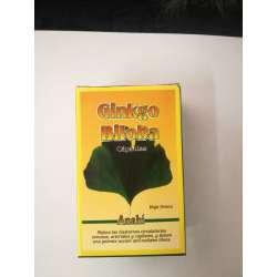 GINKGO BILOBA X 50 CAPS ANAHI