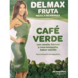 TE CAFE VERDE DELMAX DROGUERIA ARGENTINA