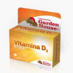 VITAMINA D3 X 30 COMP. GARDEN HOUSE