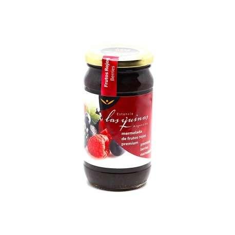 Mermelada Frutos Rojos Premium C Azucar X 420 Gr Las Quinas Distribuidora Liliana