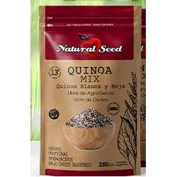 QUINOA MIX X 250 GR NATURAL SEED