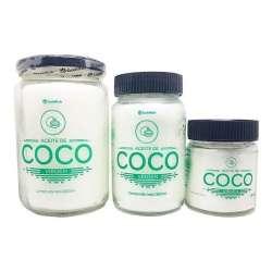ACEITE COCO VIRGEN X 500 ML PET DROGUERIA ARGENTINA