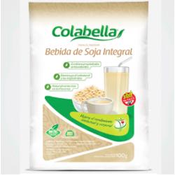 BEBIDA A BASE DE SOJA INTEGRAL X 100 GRS. COLABELLA