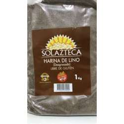 HARINA DE LINO X 1 KG SOL AZTECA