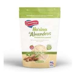 HARINA DE ALMENDRAS SIN TACC X 200 GRS DICOMERE