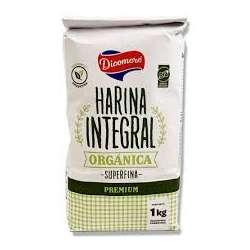HARINA INTEGRAL ORGANICA X 1 KG. DICOMERE