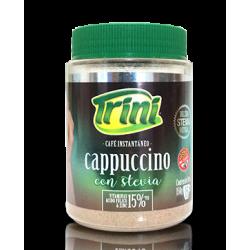 CAFE CAPPUCCINO C/STEVIA X 150 GR TRINI