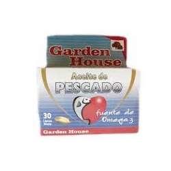ACEITE DE PESCADO GARDEN HOUSE