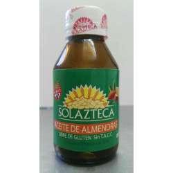 ACEITE DE ALMENDRAS X 100 CC SOL AZTECA
