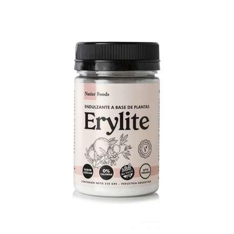 ENDULZANTE ERYLITE (ERITITROL) X 250 GR NATIER