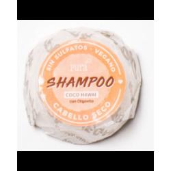 SHAMPOO SOLIDO VEGAN CAB SECO PURA SOAP
