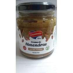CREMA DE ALMENDRAS C/SAL MARINA X 170 GR DICOMERE