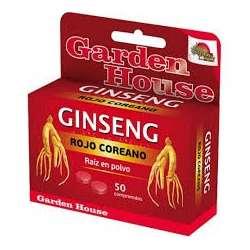 GINSENG ROJO COREANO GARDEN HOUSE