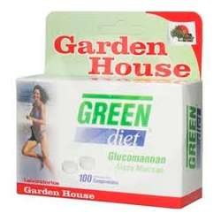 GREEN DIET GARDEN HOUSE