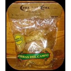 LUNITA DE AVENA,VAINILLA C/CHIA X 150 GR FIBRAS DEL CAMPO