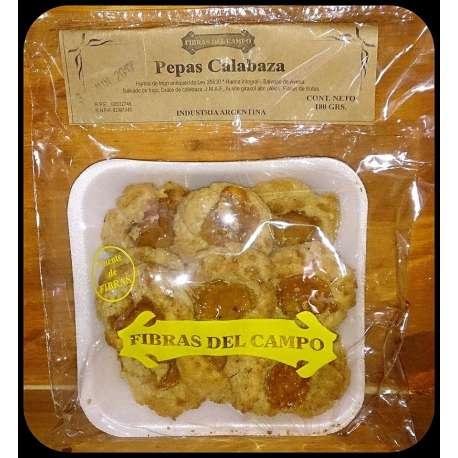 PEPAS DE CALABAZA FIBRAS DEL CAMPO