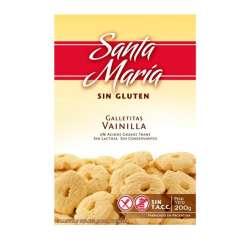 GALLETITAS DE VAINILLA SANTA MARIA