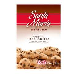 GALLETITAS MECHADITAS C/ CHIPS SANTA MARIA