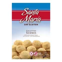 GALLETITAS SCONS SANTA MARIA