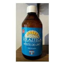 ACEITE DE LINO X 250 CC SOL AZTECA